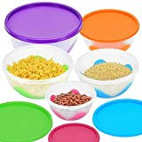 Nested & Stackable Bowl / Food Storage