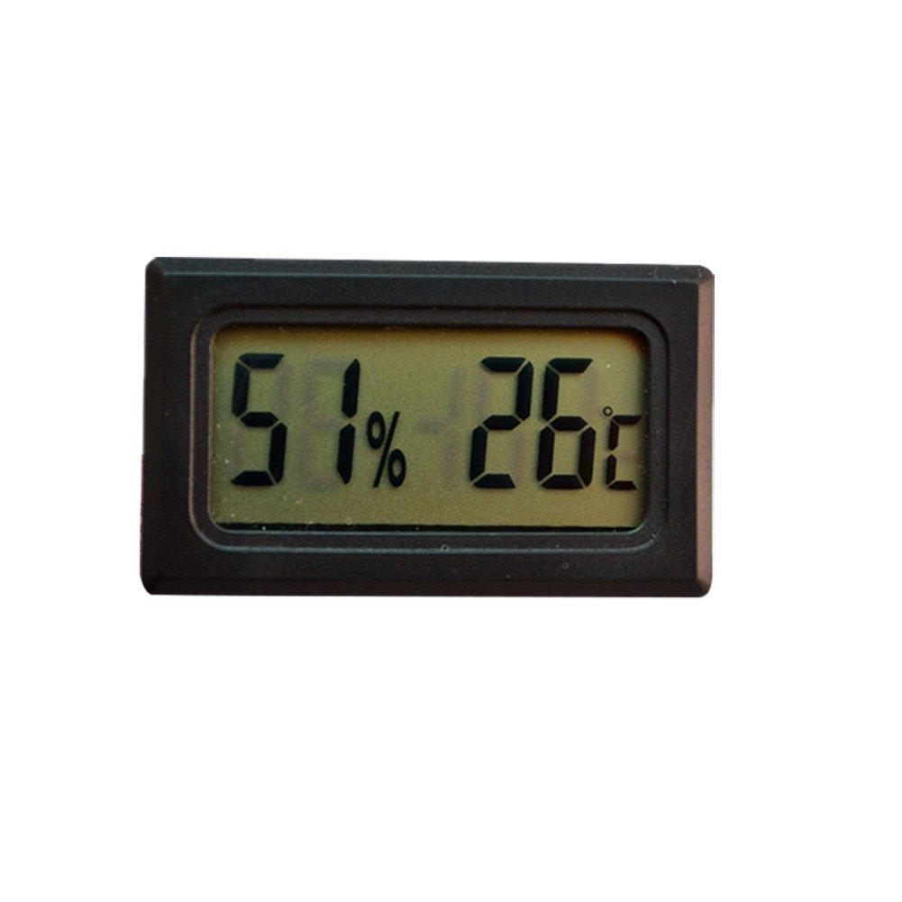 Hrph Mini LCD Numérique Thermomètre Hygromètre Humidité Mètre Intérieur Capteur de Température Humidité Sans Fil 43046
