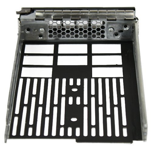 (10 Pack) 3.5'' SAS Hard Drive Tray Caddy for Dell F238f for Dell Poweredge R610 R710 T610 T710 by Generic (Image #3)