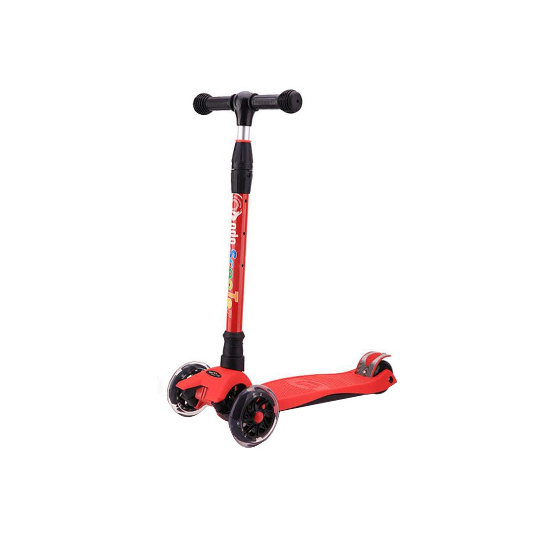 納得できる割引 TLMYDD スクーター子供3-6-14歳の子供2 B07NMJ9RWQ 3 子供スクーター Red 4 4フラッシュフラッシュ少年自転車赤ちゃんヨーヨー車 子供スクーター (色 : 黒) B07NMJ9RWQ Red Red, 四季彩園:b968b83d --- a0267596.xsph.ru