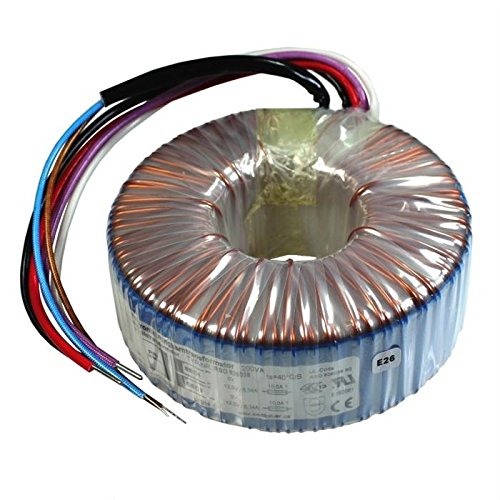 Transformateur torique 200VA 230V -> 2x30V 1x60V , Sedlbauer. RSO-826042