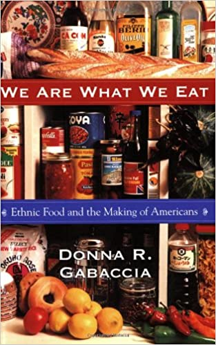 amazon we are what we eat ethnic food and the making of americans