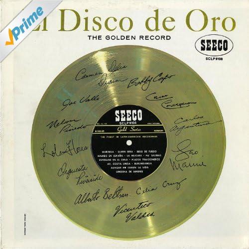 Various El Disco De Oro CBS