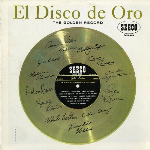 ... El Disco De Oro: Vol. 1