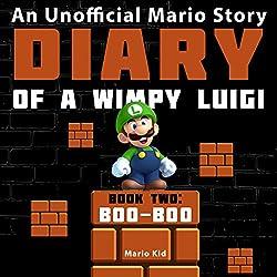 Diary of a Wimpy Luigi: Boo Boo