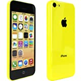 Generic Non-Working 1:1 Scale Dummy Display for Apple iPhone 5C - Yellow