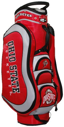 Lowest Price! NCAA Ohio State Buckeyes Medalist Cart Golf Bag