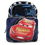 Disney Pixar Cars Lightning McQueen Rust-eze Backpack for Kids - 16 Inches