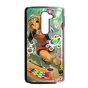 HD exquisite image for LG G2 Cell Phone Case Black digital painting MIO3478459