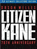 CITIZEN KANE-ULTIMATE COLLECTORS EDITION (BLU-RAY/3 DISC/BOOK)