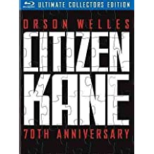 CITIZEN KANE-ULTIMATE COLLECTORS EDITION
