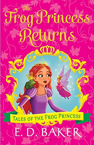 Download The Frog Princess Returns (Tales of the Frog Princess) pdf epub
