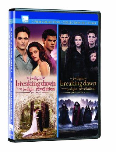 The Twilight Saga : Breaking Dawn - Part 1 / The Twilight Saga : Breaking Dawn - Part 2 (Breaking Dawn Part 2 Dvd)
