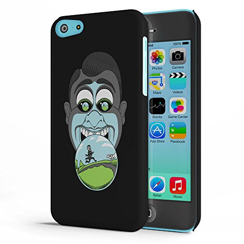 Koveru Back Cover Case for Apple iPhone 5C - Monkey Man