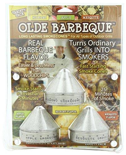 UPC 876249001609, Olde Barbeque Smoke Cones