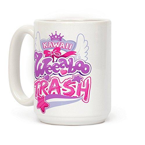 kawaii-weeaboo-trash-anime-logo-15-oz-coffee-mug-by-lookhuman