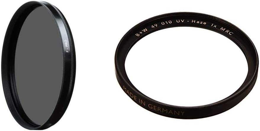 B+W 43mm Circular Polarizer with Single Coating
