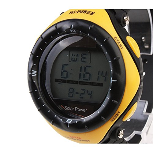 Sports Powered Resistant Digital Multi Function