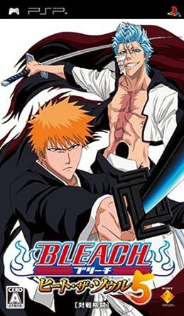 Amazon Com Bleach Heat The Soul 5 Japan Import Video Games