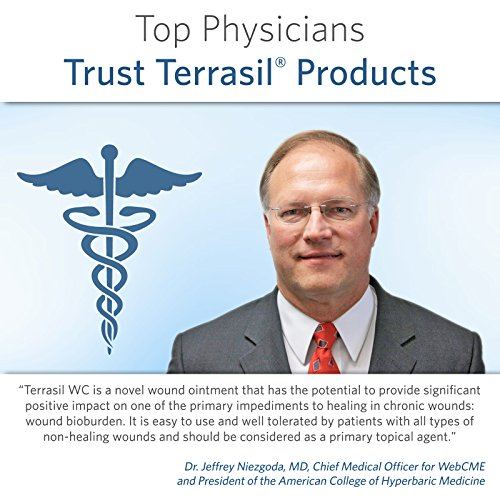 Antibacterial Skin Repair MAX 3X Faster Dr. Recommended 100% Guaranteed All Natural Fissures Folliculitis Angular Cheilitis Impetigo Chilblains Lichen Sclerosus Boils Cellulitis by Terrasil® by Aidance Skincare & Topical Solutions (Image #3)