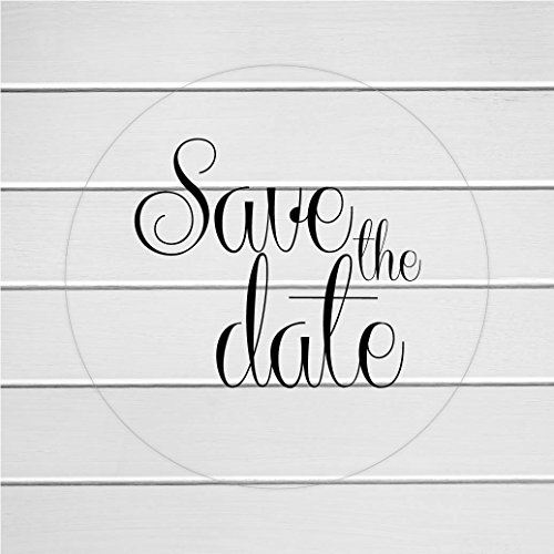 save the date envelope seals - 4