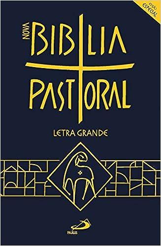 Nova Bíblia Pastoral - Letra Grande: Amazon.es: Vários Autores: Libros