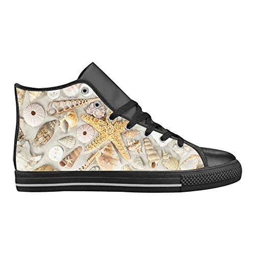 Top Comoda Scarpe Action Tela di Pesce Aquila Pelle da Importato in Donna Fresco Sneaker Custom Stile Stella CHEESE High Design qwtXPIyqv