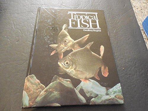 (Tropical Fish by Geoffrey Rogers 1984 Print HC)