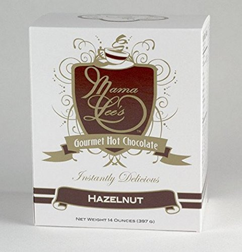 Mama Lee's Gourmet Hot Chocolate (Hazelnut, 14 Oz)