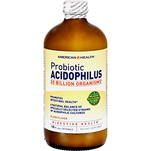 Probiotic Acidophilus -