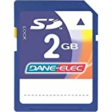 Dane Elec 2GB Secure Digital Card