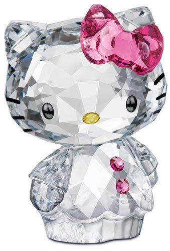 1fc42bfa0d Amazon.com: Swarovski Hello Kitty Pink Bow: Home & Kitchen
