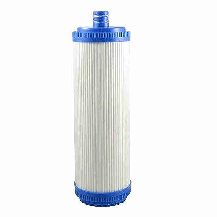 Topmall Dispensador de agua Filtro de carbón activo granulado Cable 2,7 Dia