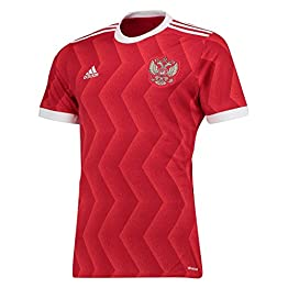 adidas Maillot de Football Match à Domicile Russie pour Homme.