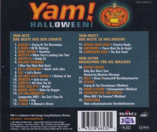 Yam Halloween Various Amazonde Musik