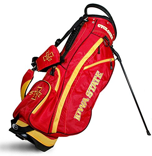NCAA Iowa State Fairway Golf Stand Bag by Team Golf