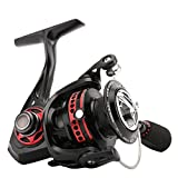 SeaKnight Axe Spinning Reel Full Metal 11BB Anti-Corrosion Design Smooth and Powerful Fresh and Saltwater Spinning Fishing Reels