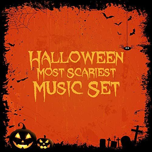Halloween Most Scariest Music Set