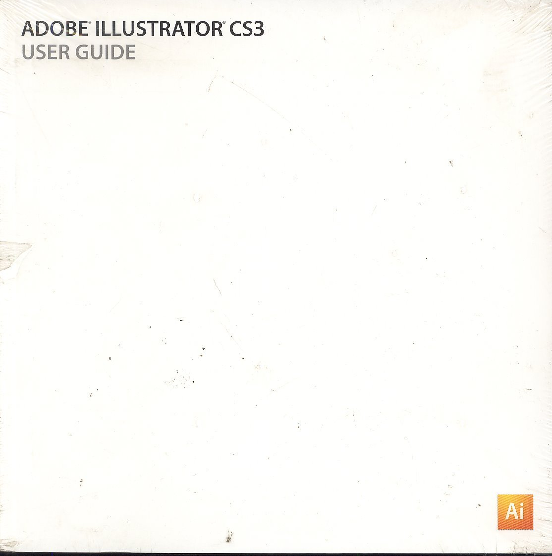 adobe illustrator cs3 user guide adobe systems amazon com books rh amazon com Adobe InDesign Adobe Illustrator Icon