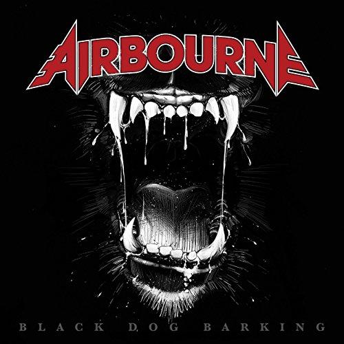 Airbourne: Black Dog Barking [Vinyl LP] (Vinyl)