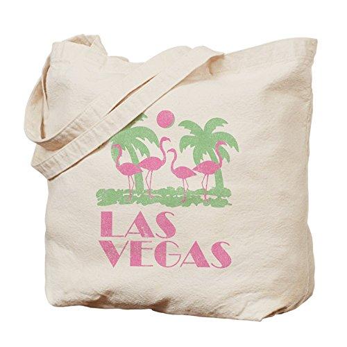 CafePress diseño de las Vegas–Gamuza de bolsa de lona bolsa, bolsa de la compra