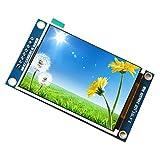 Qianson 2.4 inch Full Color Screen 240*320 SPI TFT LCD Display Module for Arduino Uno R3 Mini Raspberry Pi
