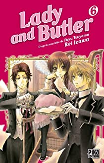 Lady and Butler, tome 6 par Izawa