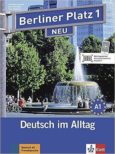 تحميل كتاب BERLINER PLATZ 1 مع الصوتيات مجانآ