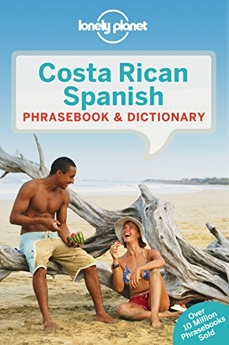 Lonely Planet Costa Rican Spanish Phrasebook & Dictionary (Park National Tortuguero)