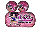 L.O.L. Surprise! Bundle of 2 Eye Spy Lil Sister Wave 2 & 1 Under Wraps Deal (Small Image)