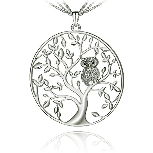 Pendant Necklace Family Mothers Silver product image