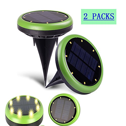Cheap  Solar Ground Light Waterproof Garden Pathway Lights Outdoor lamp for Lawn Home..