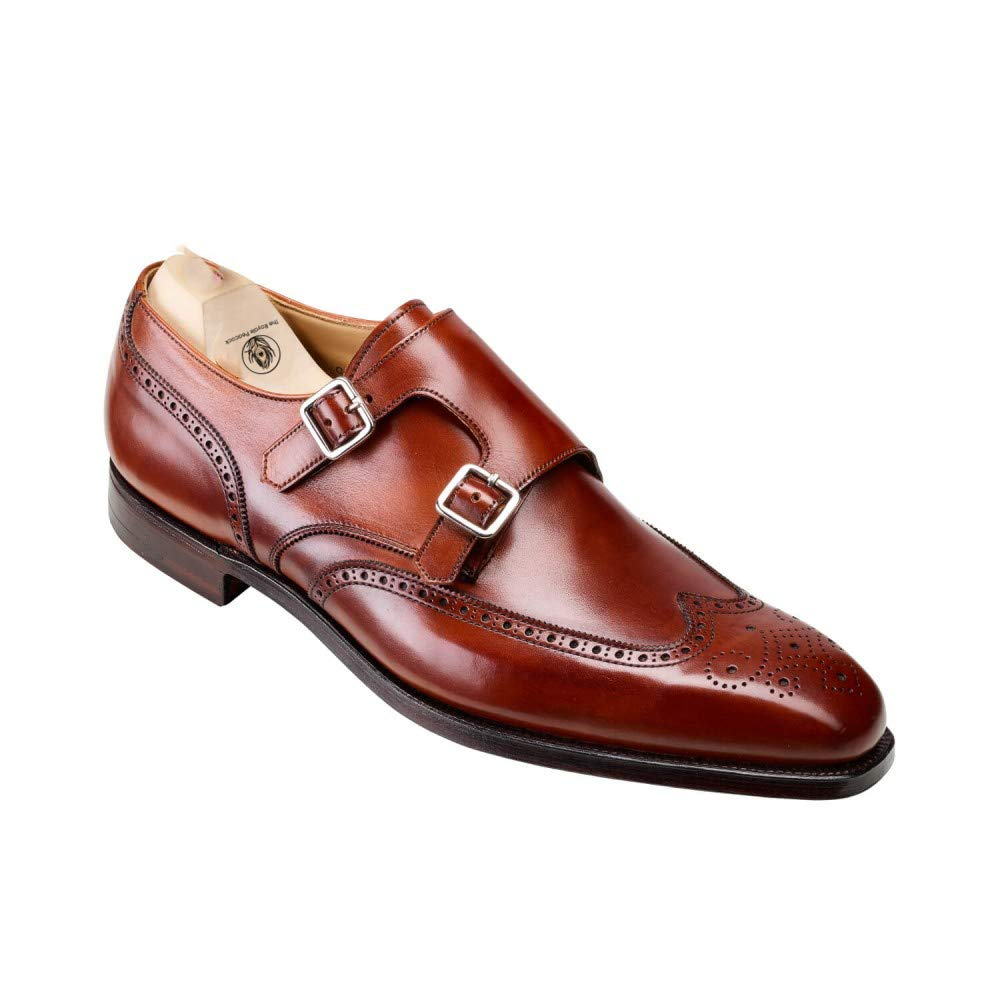 Buy The Royale Peacock Goodyear Welted