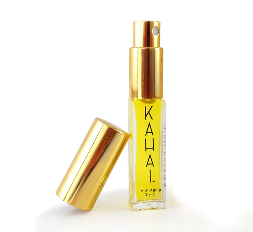 Kahai Oil - THE BEST 100% NATURAL ANTI-AGING FACE OIL with clinically proven efficacy. Premium Sustainable Cacay Oil (30) Kahai SAS